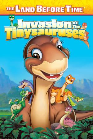 Le Petit Dinosaure 11 : L'Invasion des Minisaurus