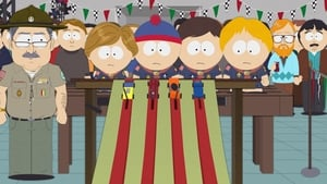 South Park Season 13 : Pinewood Derby