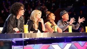 America's Got Talent Season 8 : Premiere