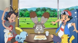 Pokémon Season 23 : Sword and Shield, Slumbering Weald!