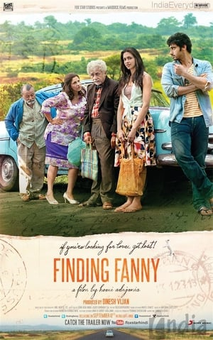 watch movie Finding Fanny (2014) for free