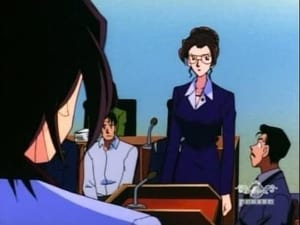 The Courtroom Battle: Kisaki vs Kogoro (2)
