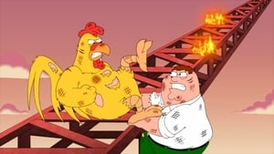 Family Guy Season 10 : Internal Affairs