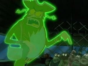 SpongeBob SquarePants Season 1 :Episode 26  Scaredy Pants