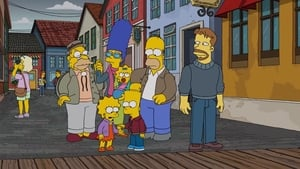 The Simpsons Season 29 : Throw Grampa from the Dane