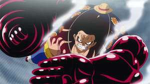 Attack on a Celestial! Luffy's King Kong Gun of Anger!