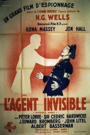 L'Agent invisible contre la Gestapo