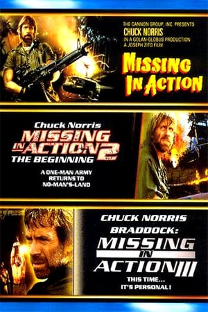 Chuck Norris Missing in Action Collection