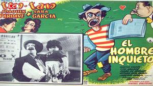 El hombre inquieto (1954) Poster
