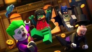 Capture of LEGO DC Comics Super Heroes: Justice League: Gotham City Breakout