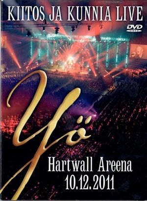 Yö - Kiitos ja kunnia - Live - Hartwall Areena 10-12-2011