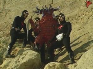 Kamen Rider Season 1 :Episode 49  Cannibalistic Monster, Isoginchack
