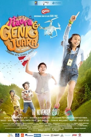 Naura & Genk Juara The Movie
