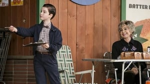 Young Sheldon Season 2 :Episode 16  A Loaf of Bread and a Grand Old Flag