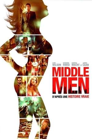 Télécharger Middle Men ou regarder en streaming Torrent magnet