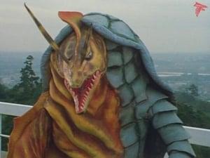 Kamen Rider Season 1 :Episode 85  Sludge Monster, Dreadful Murder Smog