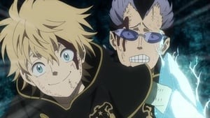 Black Clover Season 1 :Episode 44  Fuego honesto y rayos salvajes
