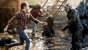 Fear the Walking Dead Season 4 :Episode 2  Otro día en el estadio