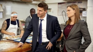 Bones Season 10 :Episode 13  The Baker in the Bits