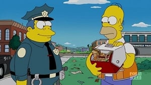 The Simpsons Season 21 :Episode 18  Chief of Hearts