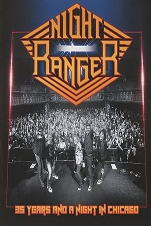 Night Ranger - 35 Years and a Night in Chicago