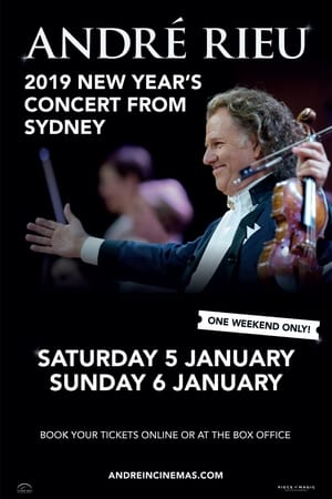 Watch André Rieu - New Year's Concert from Sydney Full Movie