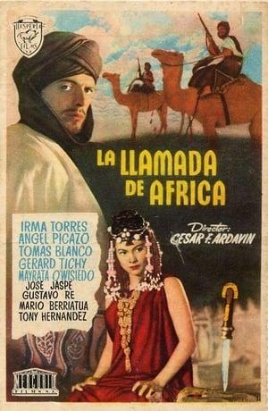La llamada de África (1952)