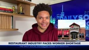 The Daily Show with Trevor Noah Season 26 :Episode 98  Salima Koroma