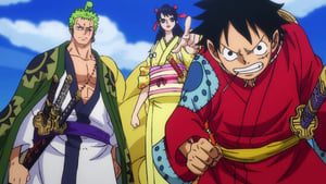 One Piece Season 21 :Episode 901  Charging into the Enemy's Territory! Bakura Town - Where Officials Thrive!