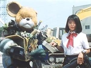 Super Sentai Season 15 :Episode 21  Walking Garbage