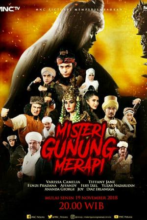Misteri Gunung Merapi