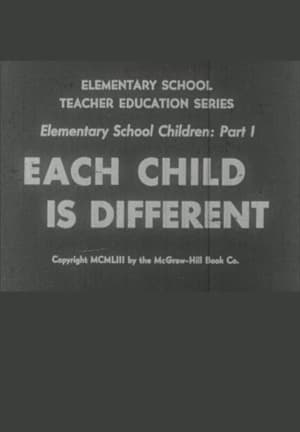 Each Child is Different