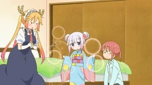 Kobayashi-san Chi no Maid Dragon 1. Sezon 11. Bölüm (Anime) izle