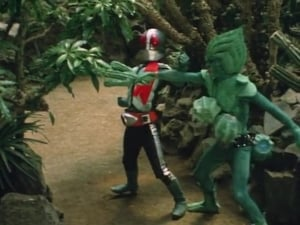 Kamen Rider Season 1 :Episode 15  Counterattack, Sabotegron