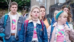 Derry Girls Season 2 :Episode 1  Across the Barricade