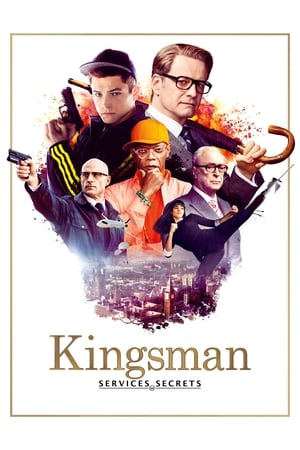 Kingsman - Services secrets
