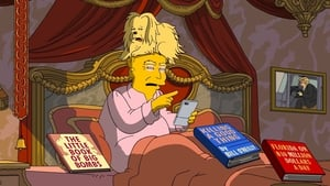 The Simpsons Season 0 : Donald Trump's First 100 Days In Office