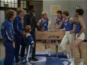 Diff'rent Strokes Season 7 :Episode 10  The Gymnasts