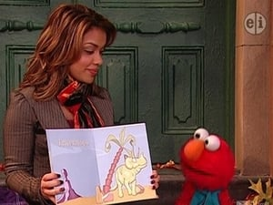 Elmo Wishes for a Pet Dinosaur
