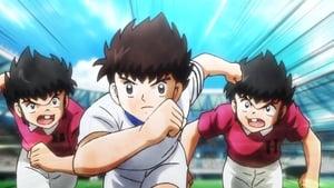 Captain Tsubasa Season 1 :Episode 16  Episode 16
