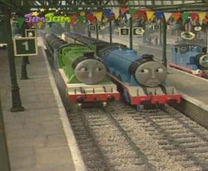Thomas & Friends Season 10 :Episode 9  It's Good To Be Gordon
