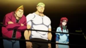 The God of High School Season 1 :Episode 7  anima/force
