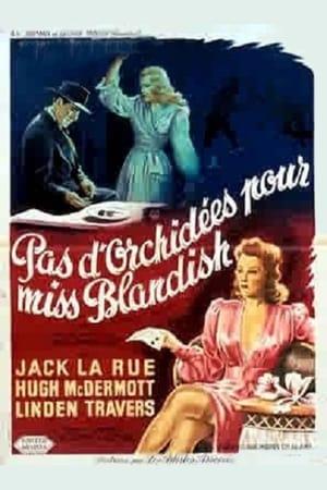 Pas d'Orchidées pour Miss Blandish