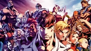 Captura de Street Fighter II: La película