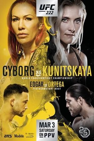 UFC 222: Cyborg vs. Kunitskaya
