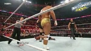 WWE Raw Season 19 :Episode 11  Episode #928