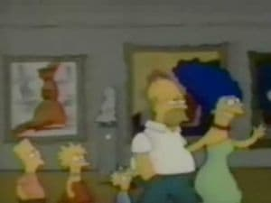 The Simpsons Season 0 : The Art Museum