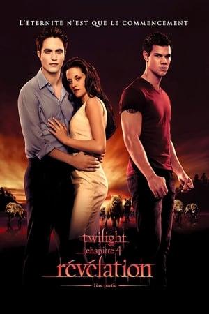 Télécharger Twilight, chapitre 4 - Révélation, 1re partie ou regarder en streaming Torrent magnet