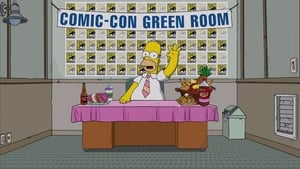 The Simpsons Season 0 : Homer from the Green Room at San Diego Comic-Con 2016