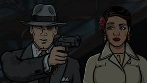 Archer Season 8 :Episode 6  Waxing Gibbous